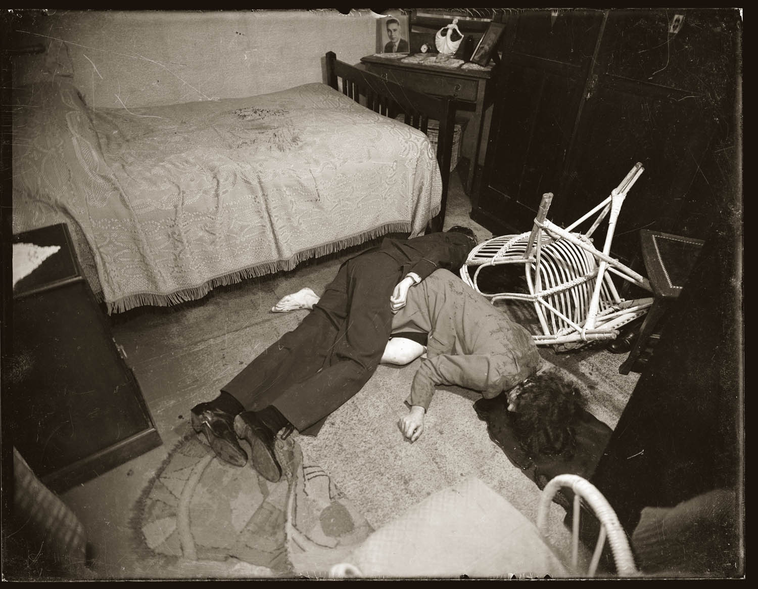 10 moving crime scene photos from the 1940s we heart vintage blog