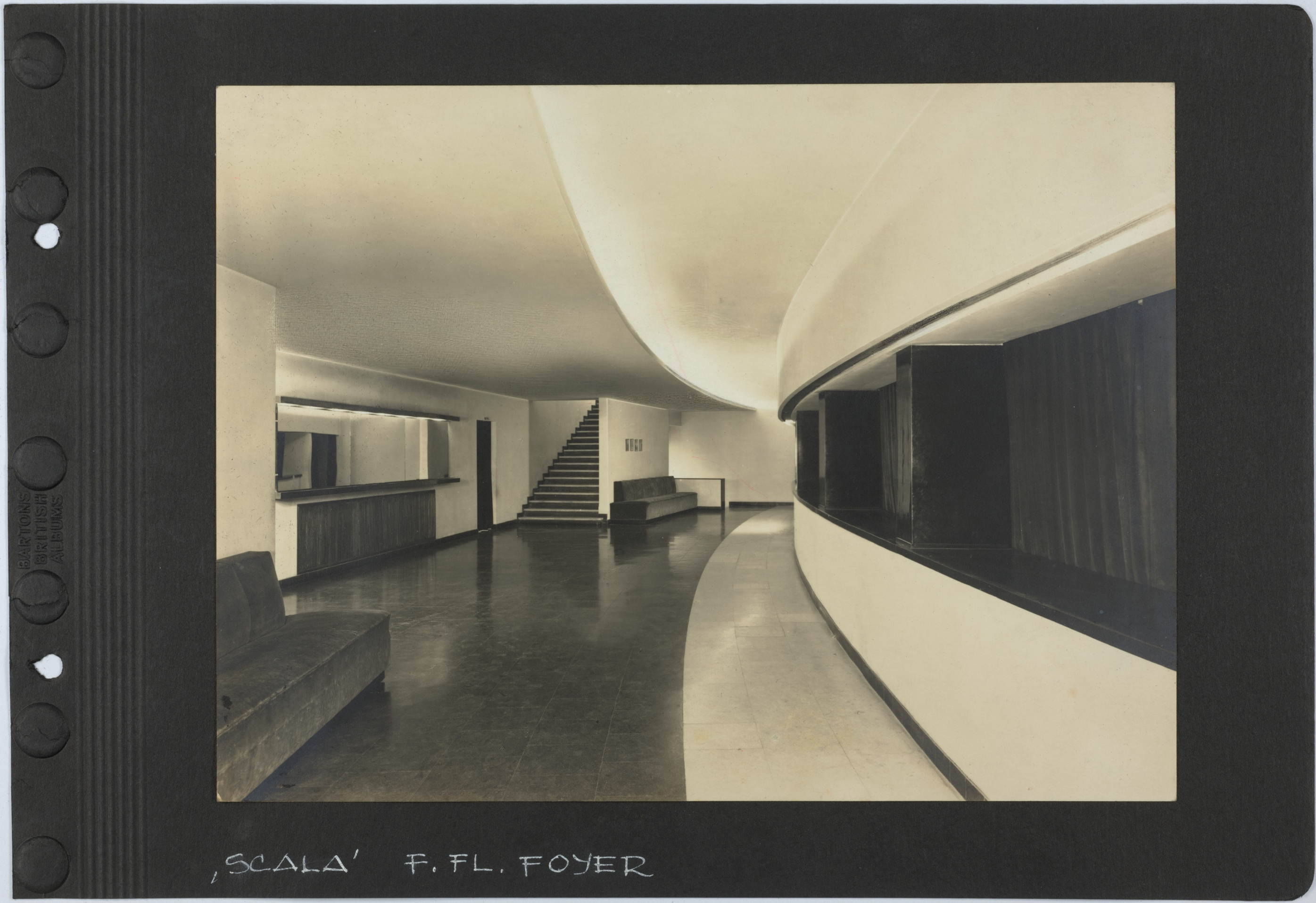 Scala F. fl. foyer