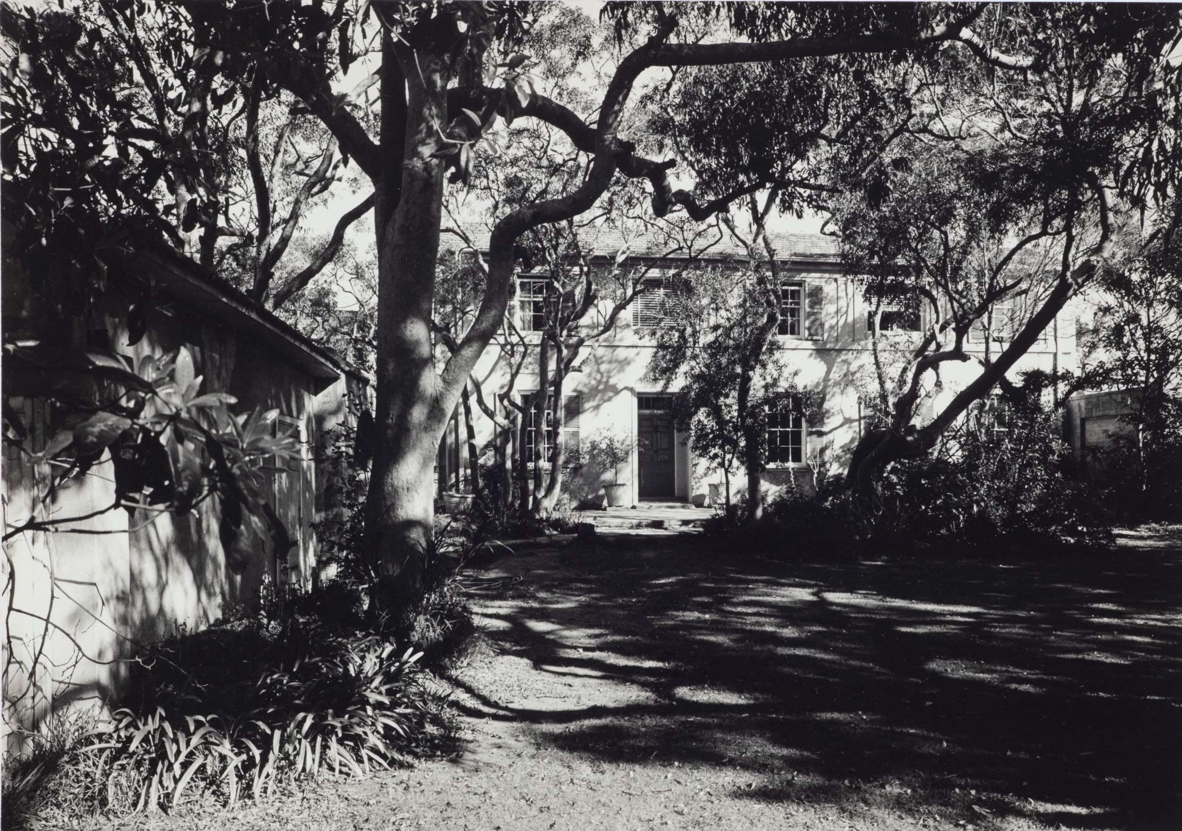 Greenway, Wentworth Road, Vaucluse. Photograph by James Whitelock